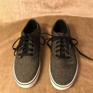 Vans sneakers, size 9